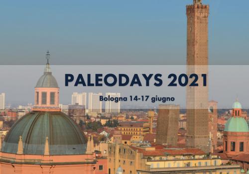 Paleodays 2021 - Aggiornamento del 26 marzo 2021
